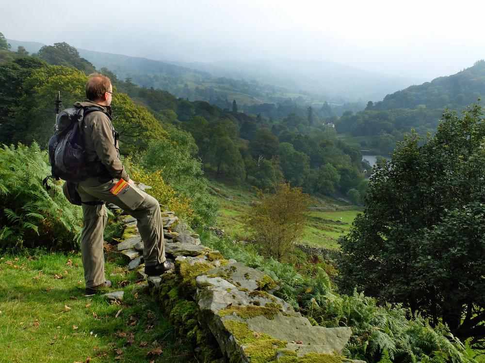Wandern mit Wordsworth - Auf den Spuren des Dichters William Wordsworth lässt sich im Lake District zwischen Seen und Bergen ein versunkenes England entdecken