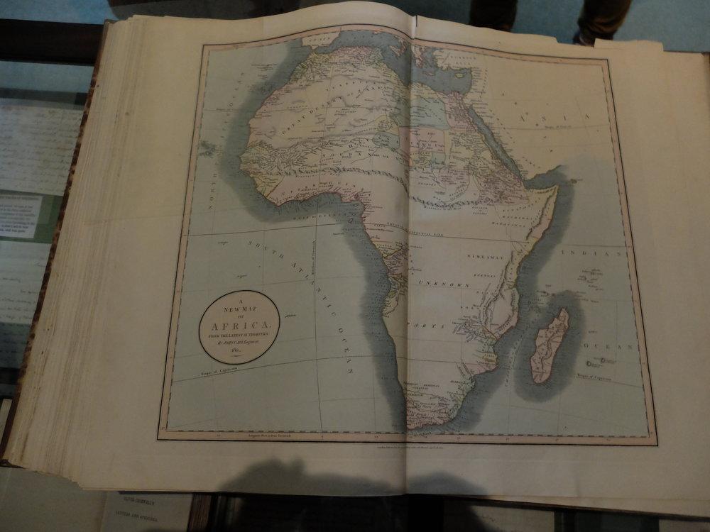 Noch unbekanntes Afrika