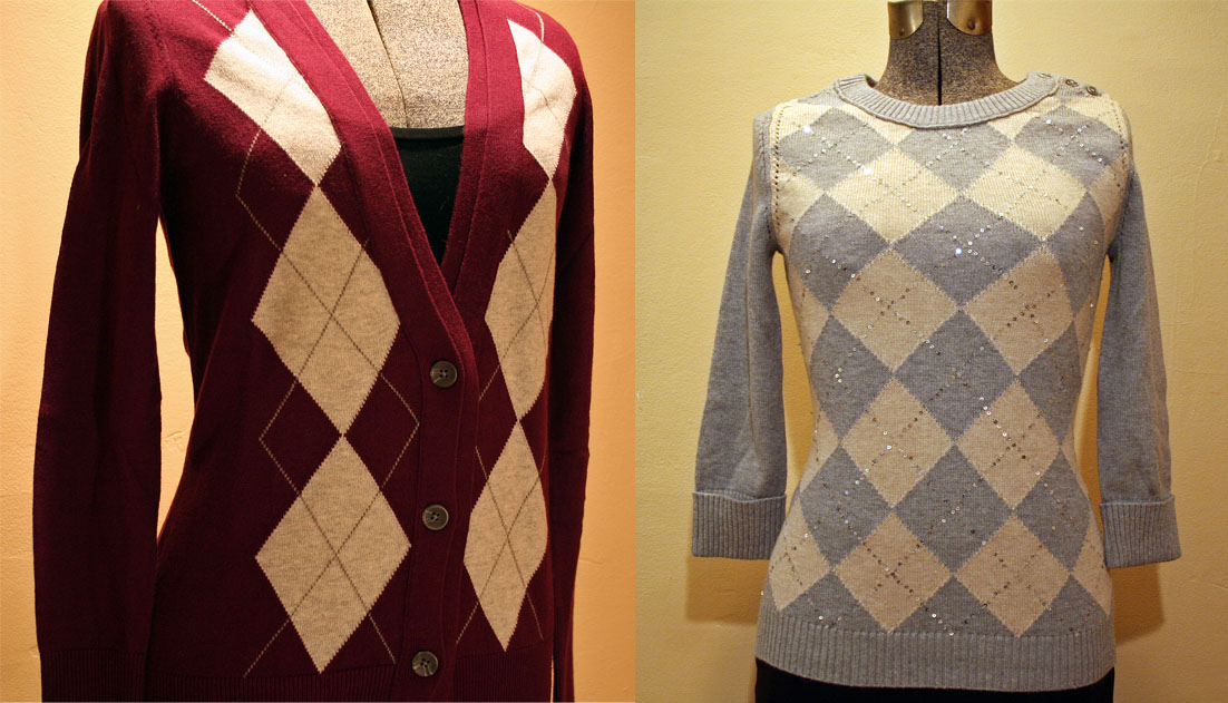10 BR sweaters