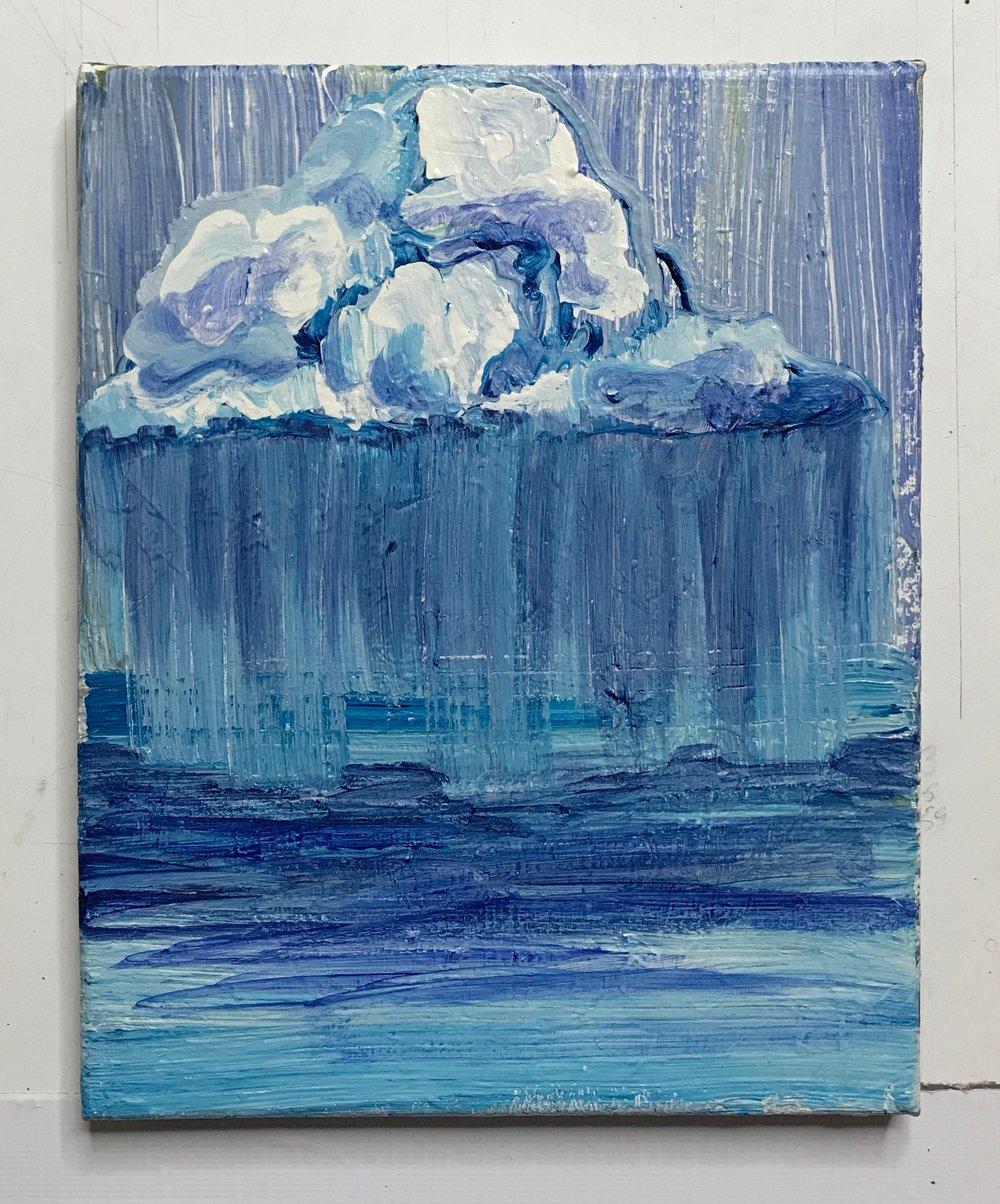 One Rain Cloud