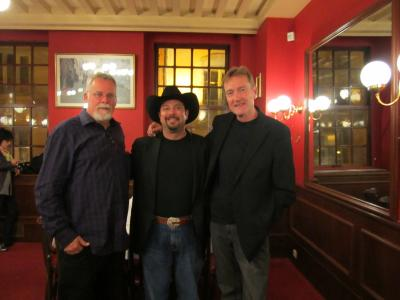 Micheal Connelly, C.J. Box, Lee Child