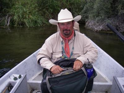 On The Bighorn River, 2010