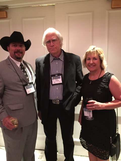 With John Sandford, Thrillerfest '16