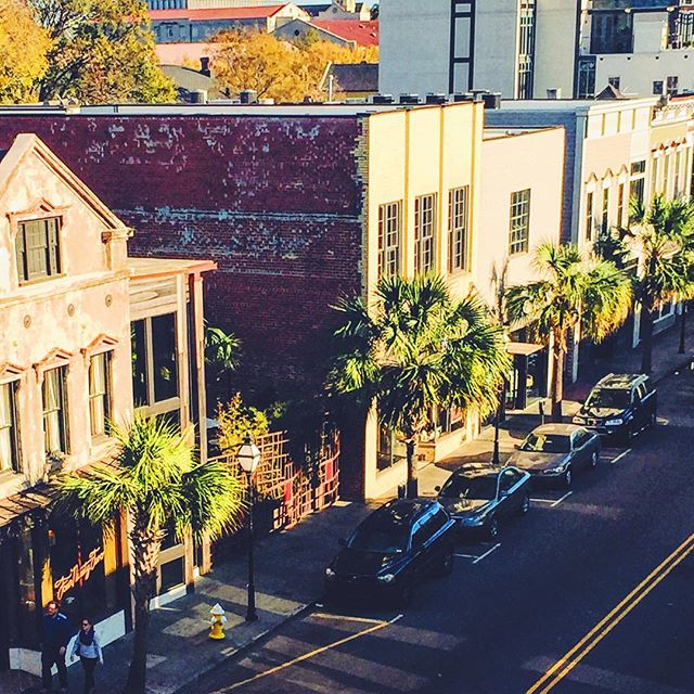 Beautiful day in Charleston! #charlestonliving #conciergecharleston