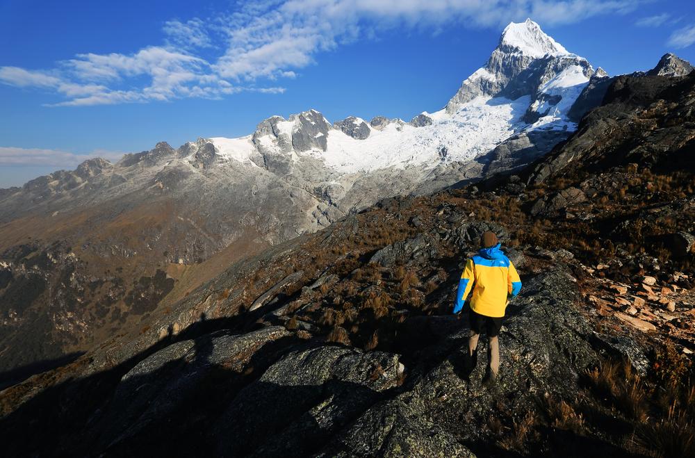 Cordillera Blanca Huascaran, Peru
