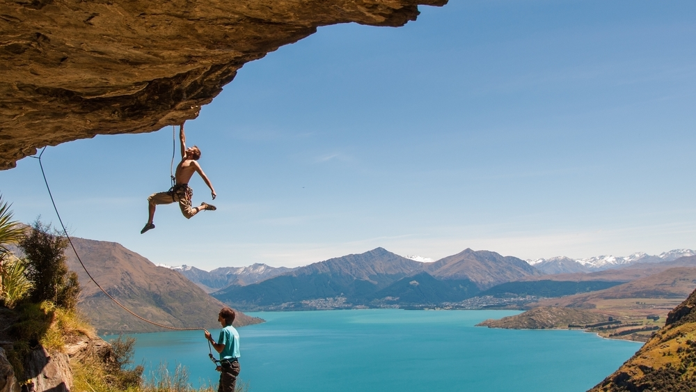 Best Rock Climbing in Wyoming | Travel Wyoming. That's WY