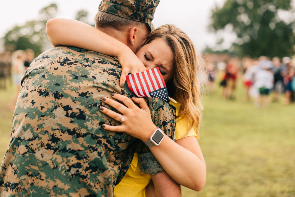 REUNITED - $750 // All images included and a 3-5 minute video // online gallery // full print release