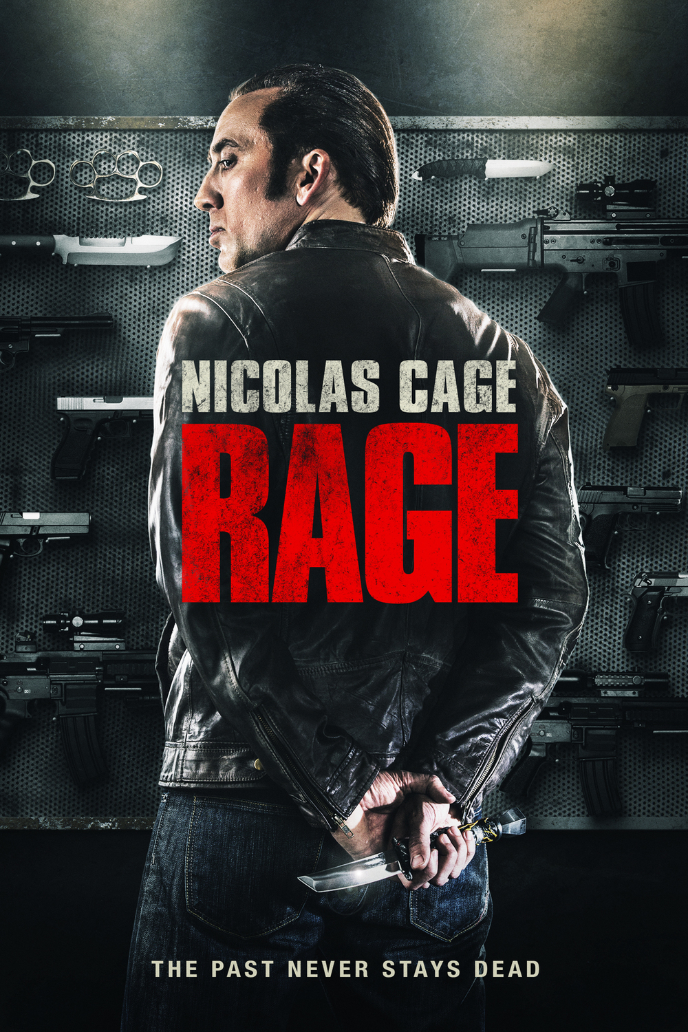Feature Film Rage, featuring Nicolas Cage Task: Wardrobe for various cast members