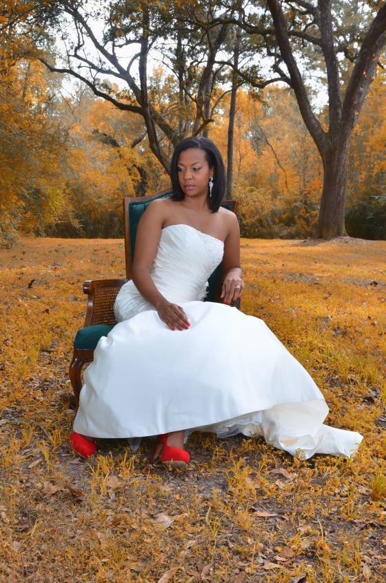 Bridal Styling.