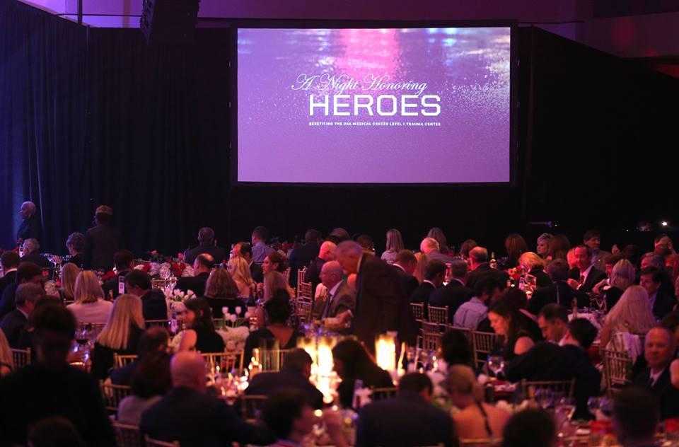 2017 A Night Honoring Heroes