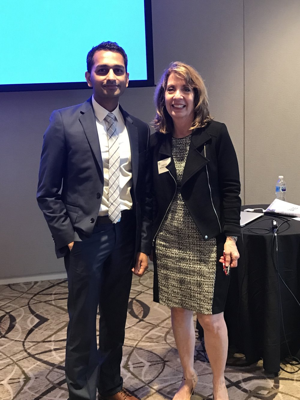 jay patel - Special agent, federal bureau of investigation with Loretta Sophocleous
