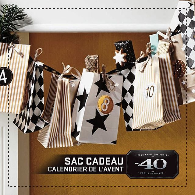Faites plaisir à vos proches avec notre Calendrier de l'Avent personnalisé à fabriquer soi-même. Disponible dans nos 2 succursales. Faites vite! Vous avez une semaine pour les remplir. // Delight your loved ones with our personalized make yourself Advent calendar. Available in our 2 boutiques. Hurry! You have one week to fill them up. . . . . #foodporn #foodie #foodiesofinstagram #instafood #plusfraisquefrais #foodgasm #food #moins40 #minus40 #eat #nomnom #mtlfood #mtlfoodie #foodiesmtl #yummy #mtlmoments #mtleats #instagood #instafood #madewithlove #gourmet #montreal #montrealcity #montrealmoments #montrealfood #shoplocal #christmas #noel #giftideas #adventcalendar #calendrierdelavent