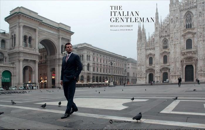 The Italian Gentleman.