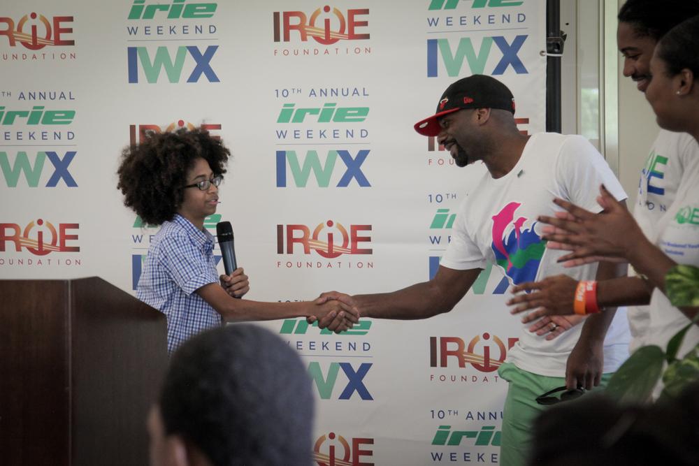 Youth Golf Clinic - Irie & Joshua Handshake.jpg