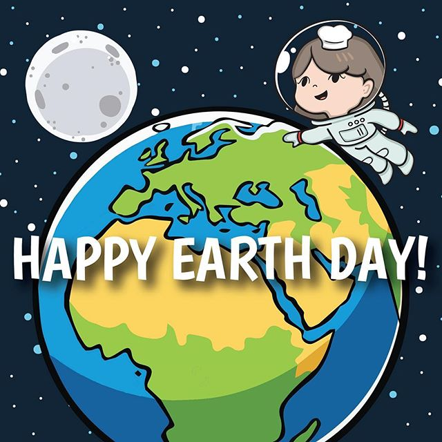 Happy Earth Day from the Mami's Team!