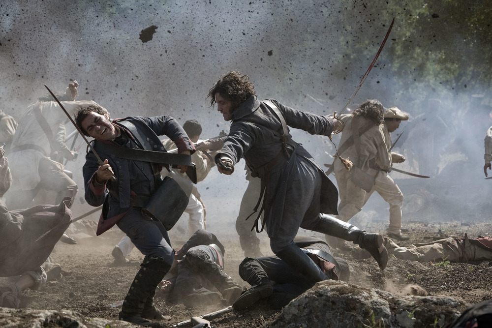 A battle scene from THE LIBERATOR photo courtesy of Cohen Media Group.jpg