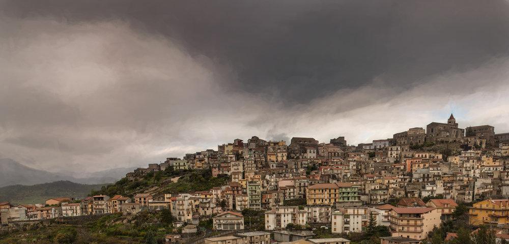 Etna Foothills