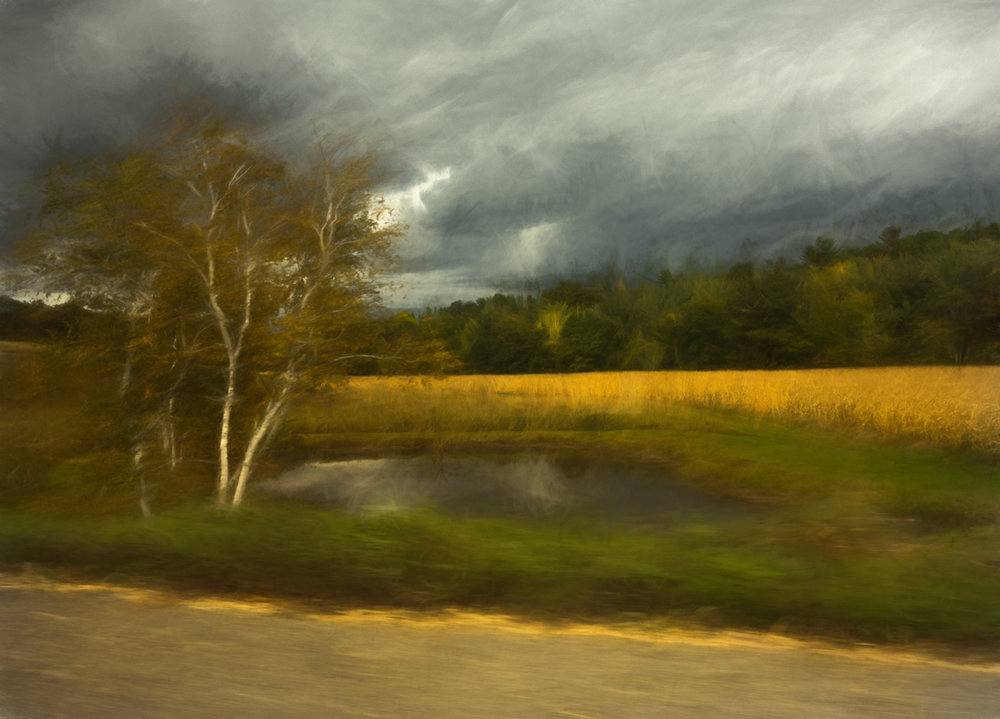 Maine Roadway