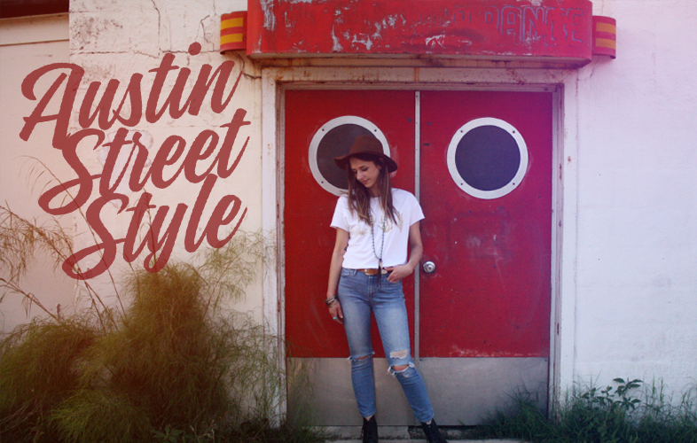 Street Style Lookbook // Boho Circus // Fall 15