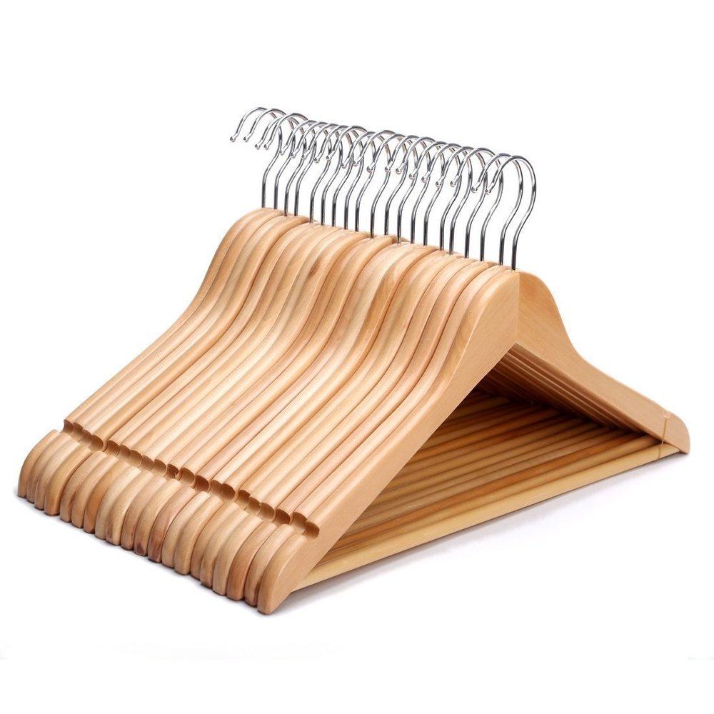 Hangers (x5) $34.99 | Amazon