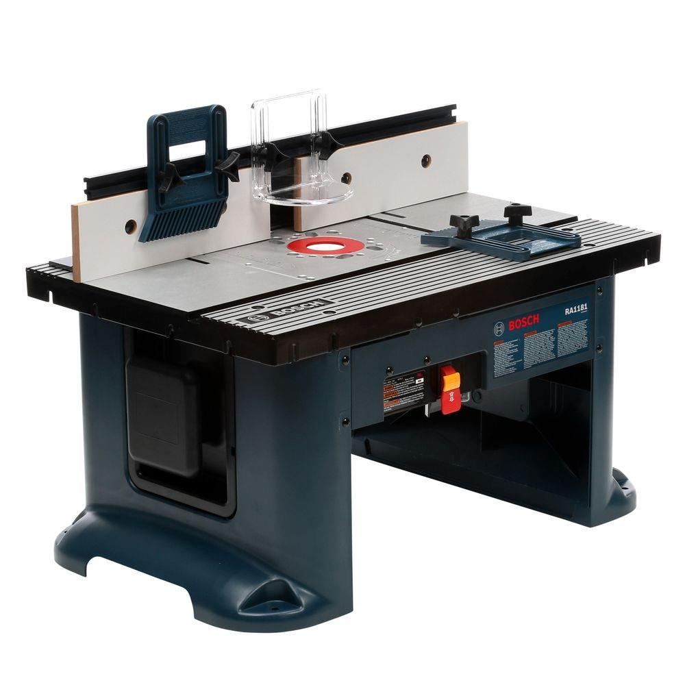Router Table $159 | Amazon