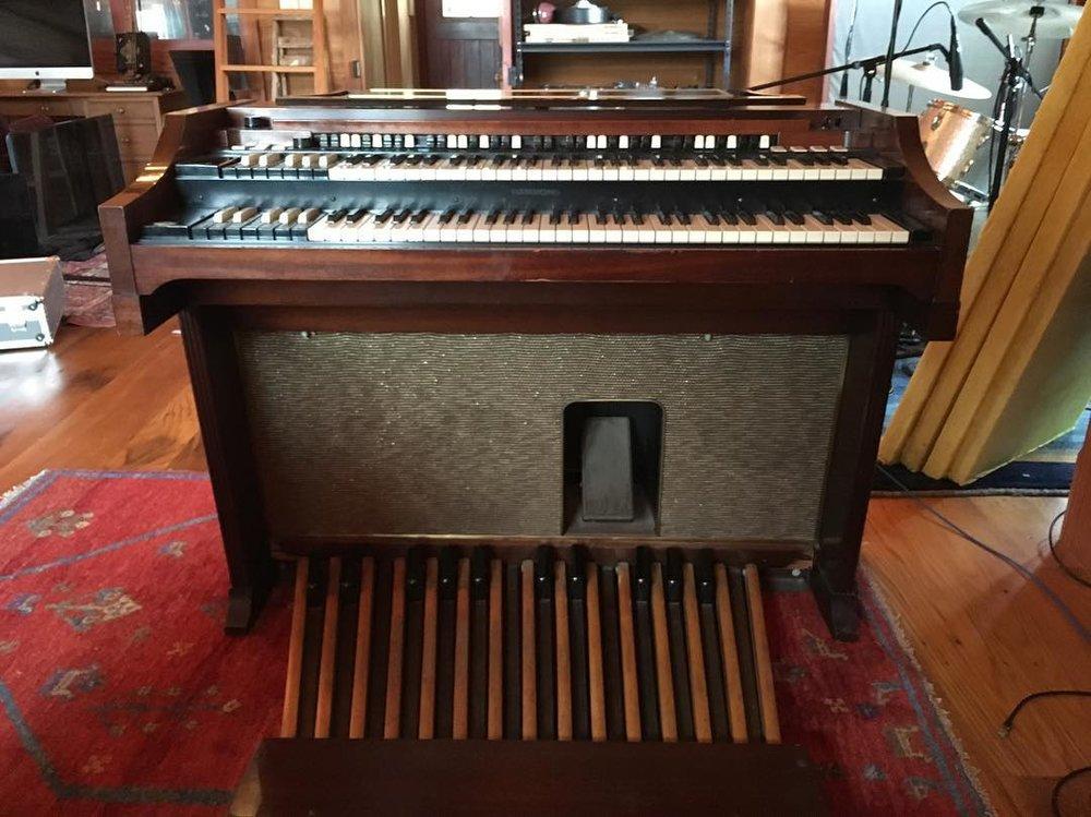 OMGOMGOMGOMG  #Hammond #A100 #thefarmstudio