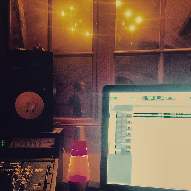 Night tracking with Astro Lean #thefarmstudio
