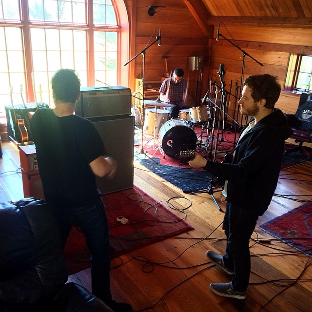 Another fun and productive weekend tracking @side_saddle   #thefarmstudio #airbass