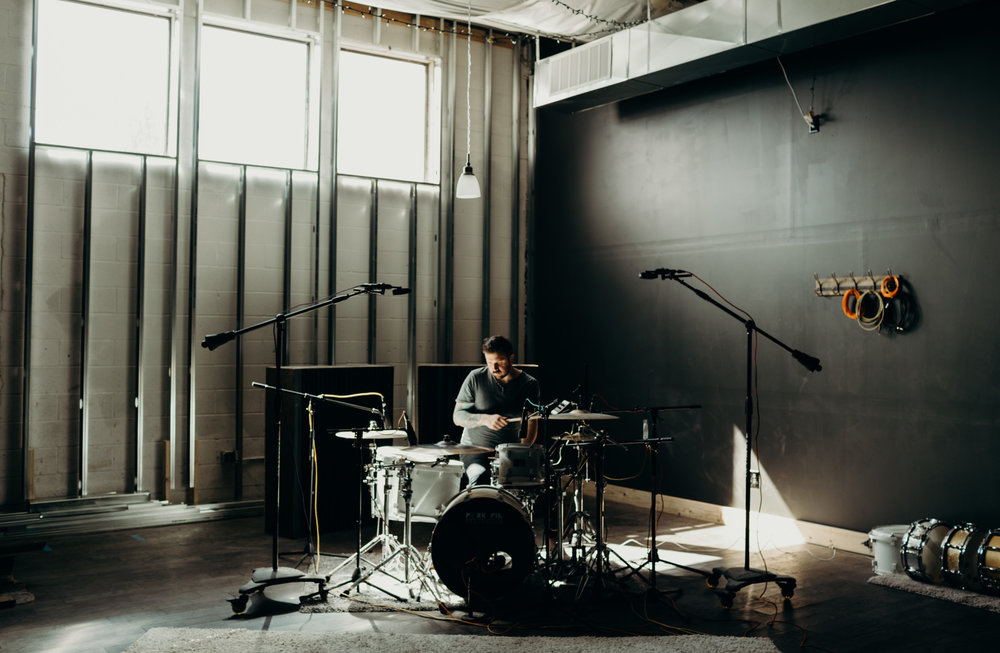 Corey Calvert Drumming
