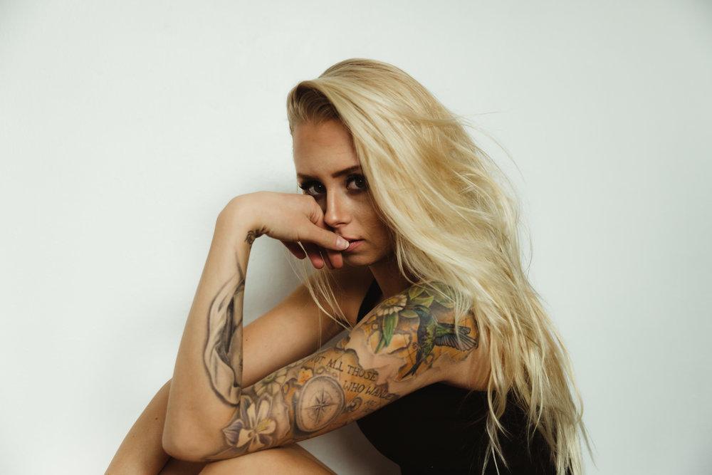 Cherise Foster Model