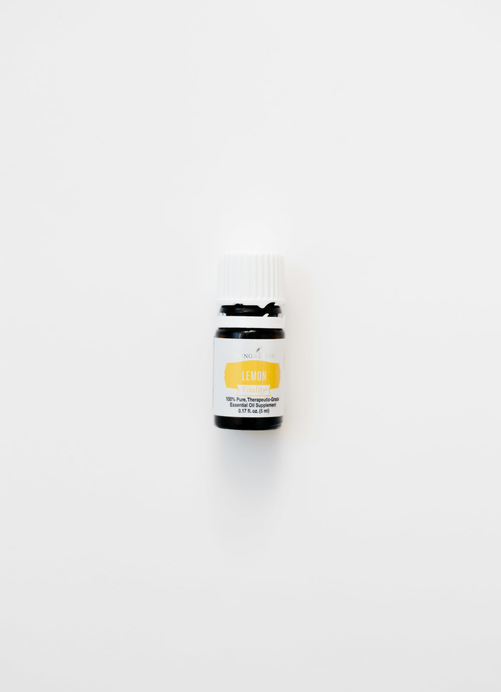 Lemon Vitality - Lemon is one of the key components in many popular essential oil-infused products, and I use it the most for cleaning and stain removal. I also add it to sparkling water for an extra refresher