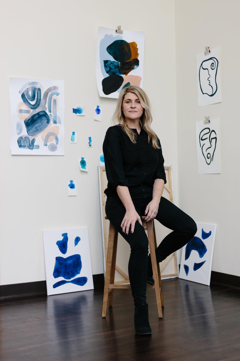 Rachel Summer Art