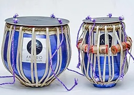 "New Product - By Tabla maestro and director of NESOM Aditya Kalyanpur.""AK Inspire"" ""AK Pro"""