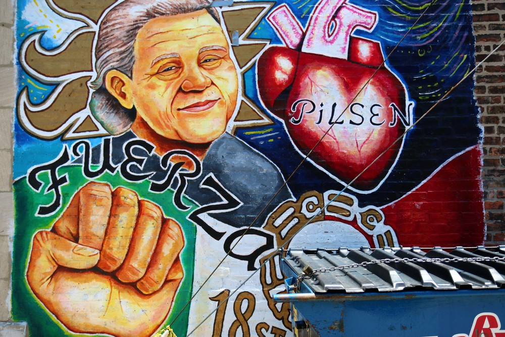 Once a German, Irish, and Czech enclave, Pilsen is now a proudly Mexican community fighting off gentrification.