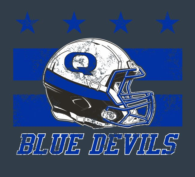 Bllue Devil Football Summer Youth Camp 2016 Registration (JUne 13-16)