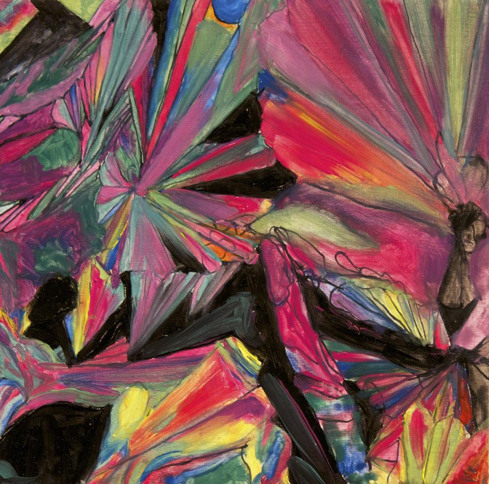 No. 3 (Sugar Crystal)