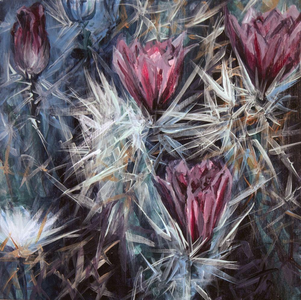 No. 20 (Cactus flowers)