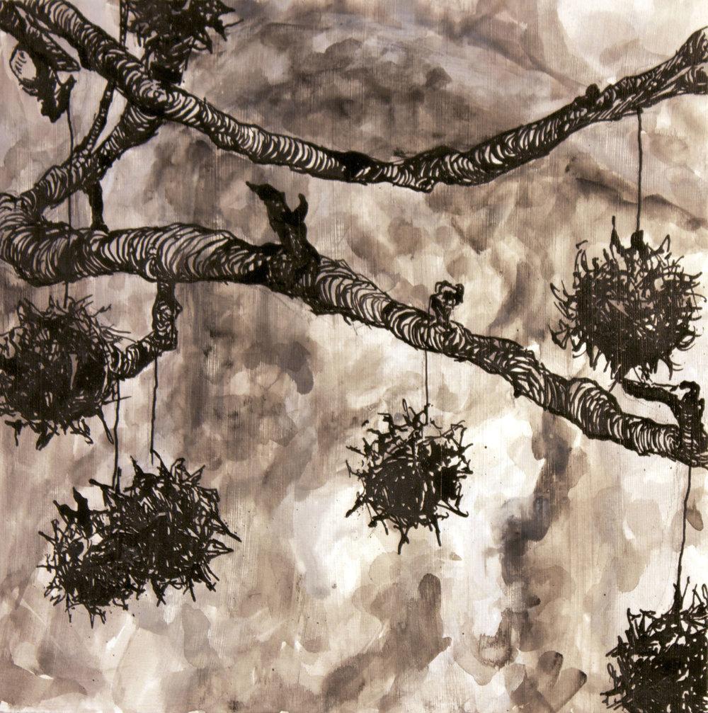 No. 24 (Gumball Tree)