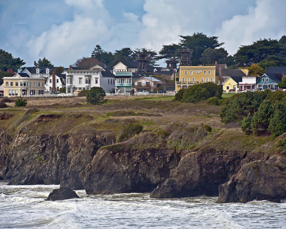 There are many charming and quaint bed and breakfasts to stay at in Mendocino as well as motels and hotels in Fort Bragg.