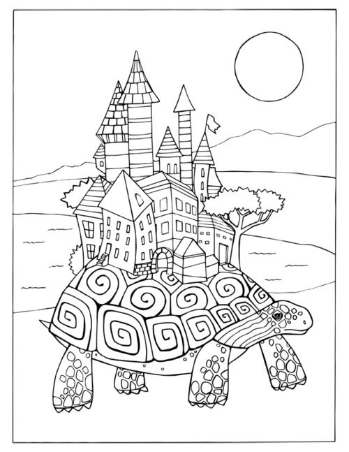 Twig Horse Sculpture Turtle City