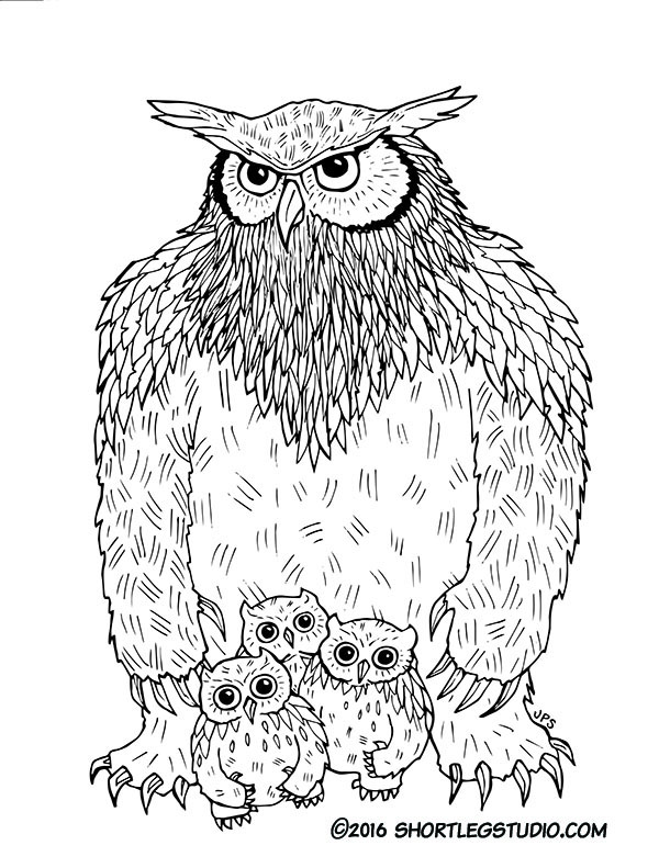 Owlbear and cubs.jpg