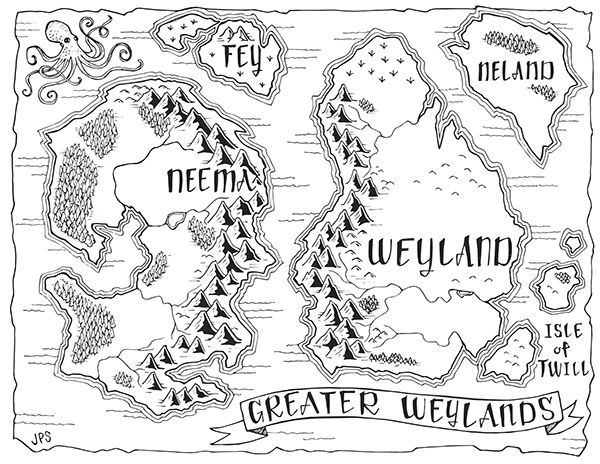 The Greater Weylands