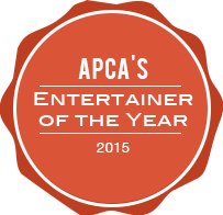 Mitch Clark: APCA's Entertainer of the Year 2015
