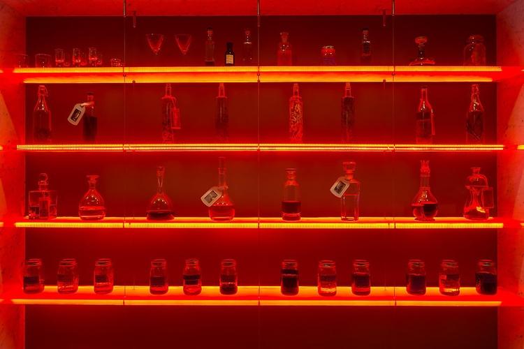 Spirits Cabinet