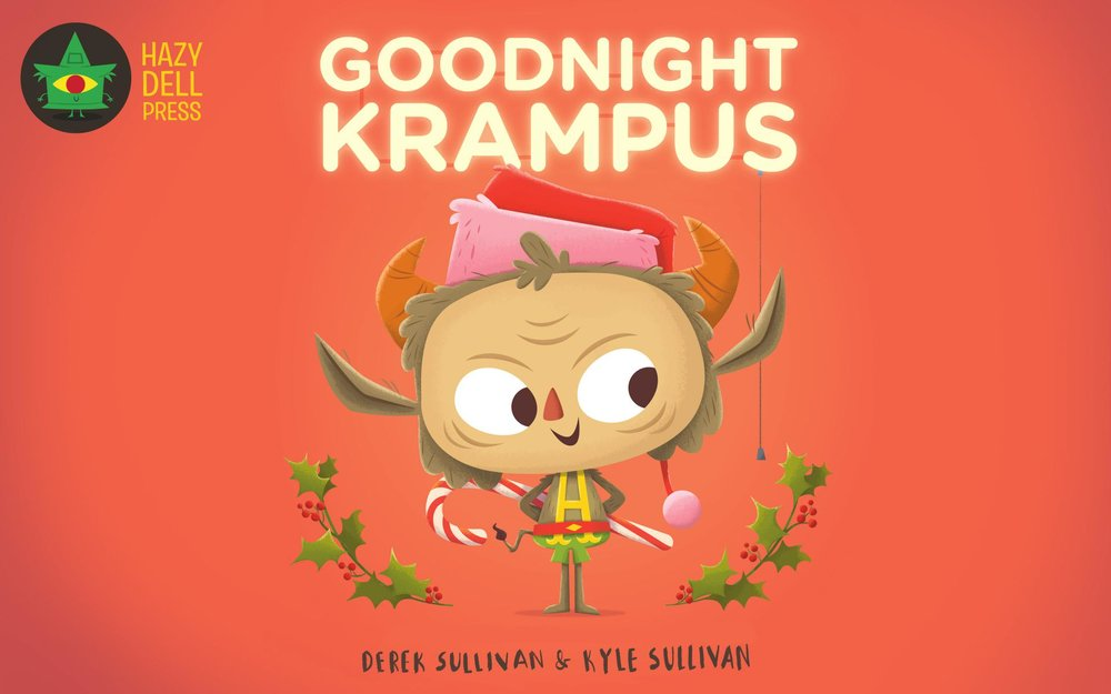Goodnight Krampus, Kindle edition.