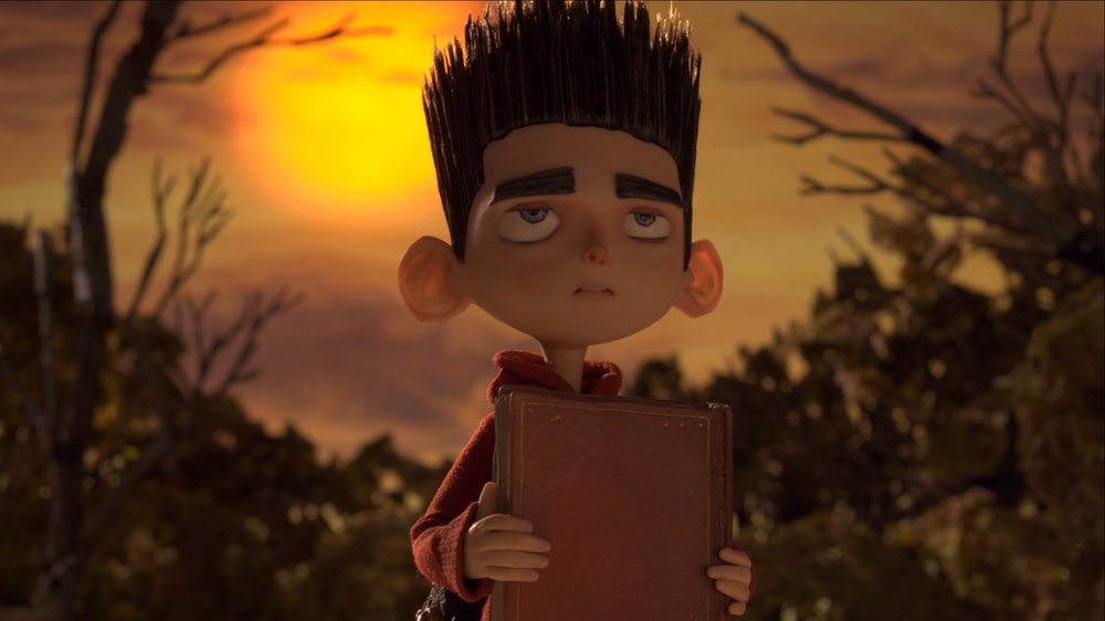 ParaNorman copyright Focus Features, Laika Entertainment.