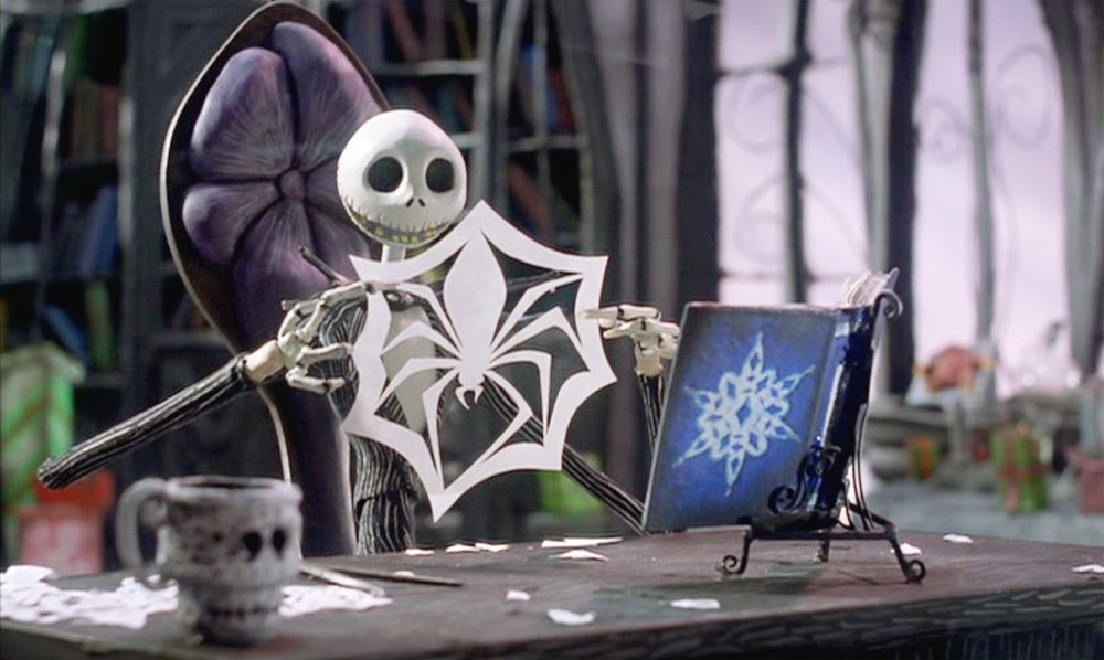 The Nightmare Before Christmas. Touchstone Pictures (1993).