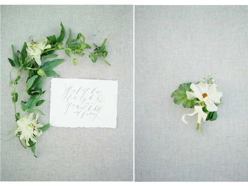 PHOTOGRAPHY COURTESY OF BRIE THOMASON PLANNING + DESIGN BY LEMON BLOSSOM DESIGNS