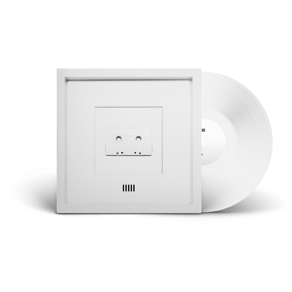 The Code - 1/11 White LP £24.99