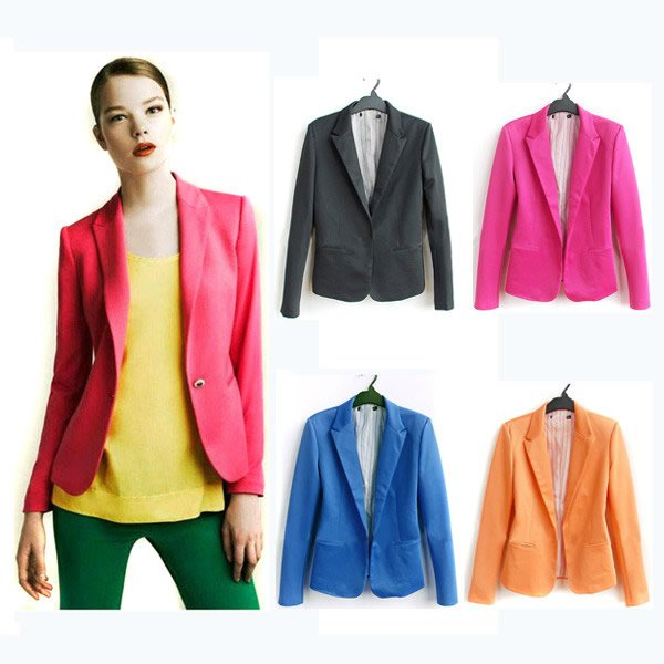 Colorful Womens Blazers - Baggage Clothing